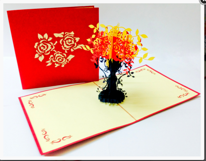 Picture of Nail Greeting Cards