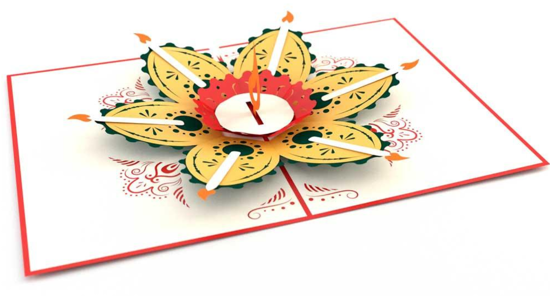 Picture of Nail Greeting Cards 3