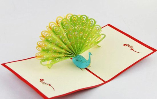 Picture of Nail Greeting Cards 4