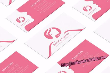Picture for category FREE Nail Business Cards