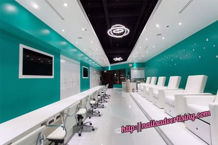 Picture for category Nail Salon Furnitures