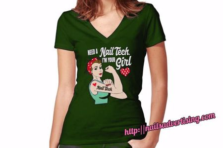 Picture for category Nail Technician Shirts